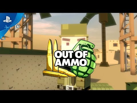 Out of Ammo Trailer