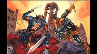 Grudge Match 61: Wolverine vs Deathstroke