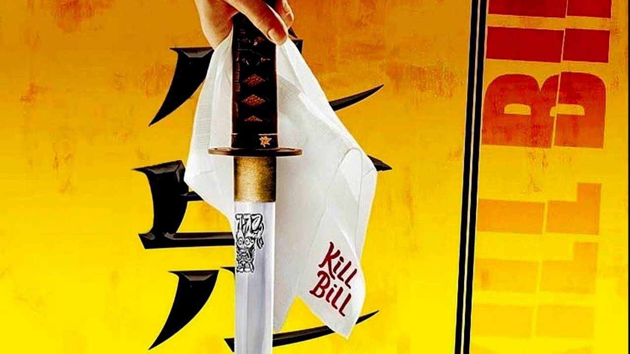 Kill Bill Vol. 1 Soundtrack - Luis Bacalov - The Grand ...