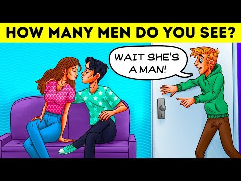 22 SUPER HARD IQ RIDDLES WITH ANSWERS