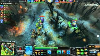 Game 1 - FD vs Mineski - The International 4 - SEA Qualifiers