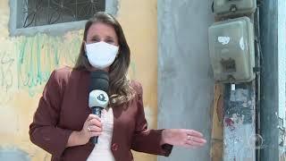 Enel informa que adesivos de candidatos nas caixas de registros de energia dificulta na leitura   Jornal da Cidade
