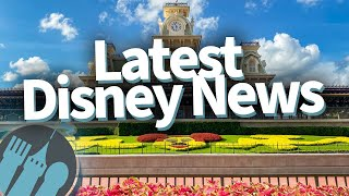 Latest Disney News: New Park Hours, New Park Entertainment, Mulan is Coming to Disney+ and MORE!