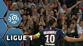 Zlatan Ibrahimovic : ses 19 buts de la saison 2014/2015 - Ligue 1