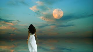"""3 Hours Beautiful Relaxing Music: """"Ocean Moon"""" by Tim Glemser: Soothing Piano Music, Calming Music"""