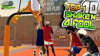 """NBA 2K19 Top 10 """"SHAKE'N A FOOL"""" Plays Of The Week #42 - Fails & Funny Moments"""