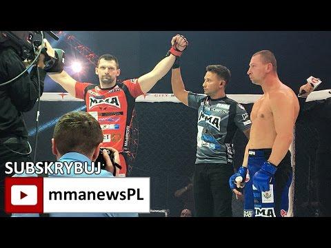 PLMMA 72: Nokautujący debiut Szymona Kołeckiego w 1 rundzie