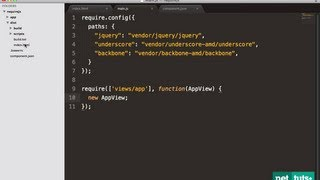 A RequireJS, Backbone, and Bower Starter Template