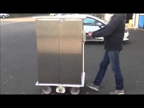 ez-wheel-application videoChariot de stérilisation - Series 160