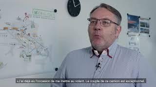 Suisse : focus sur les camions au biogaz de Migros
