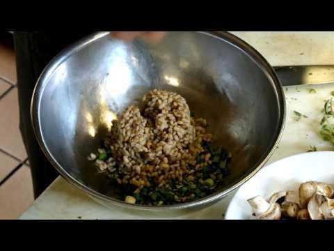 WaGrown Barley S2E8: Barley Quinoa Cakes