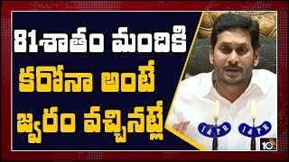 Andhra Pradesh CM YS Jagan statements on Coronavirus..