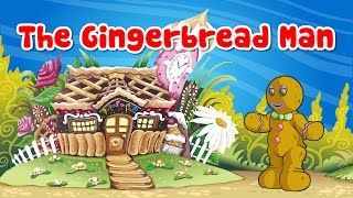 The Gingerbread Man | Fairy Tales and Nursery Rhymes | Story Song | Jack Hartmann