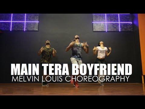 Main Tera Boyfriend | Melvin Louis Choreography | Raabta