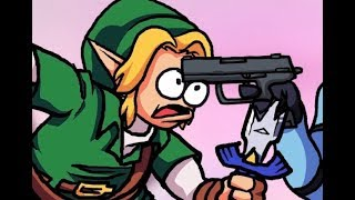 How Smash Characters are Chosen (feat. Goku) Newgrounds Smash Bros Collab