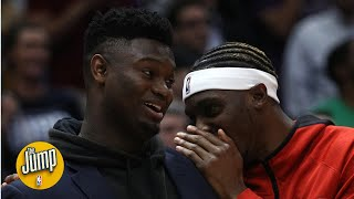 Here come the Pelicans -- and they don't even have Zion Williamson yet | The Jump