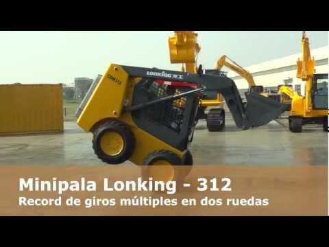 Record Minipala Lonking CDM312
