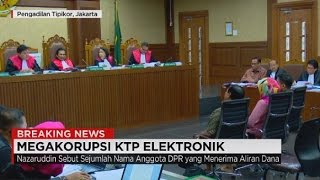 Full - Breaking News: Sidang Megakorupsi e-KTP