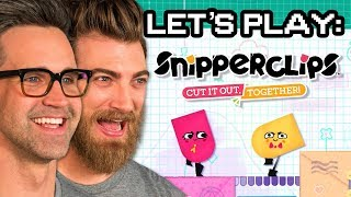Let's Play: Snipperclips