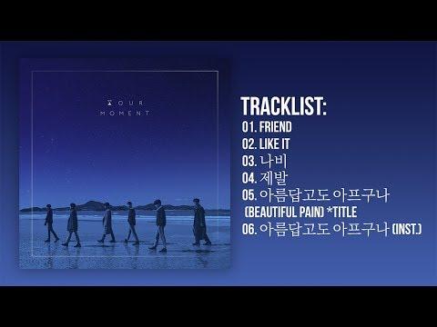 [Full Album] 비투비(BTOB)  - HOUR MOMENT