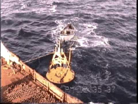 AXYS 3 Metre Buoy Deployment