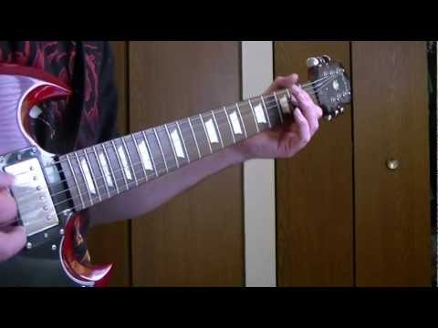 BLACK SABBATH-THE MOB RULES-RHYTHM GUITAR