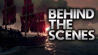MAKING OF FORSAKEN VOYAGE // SEA OF THIEVES - Behind the scenes #SeaOfThieves