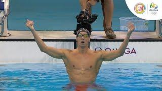 Bơi tự do 100m nam chung kết