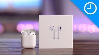 AirPods 2 review: The best wireless earbuds get a little bit better