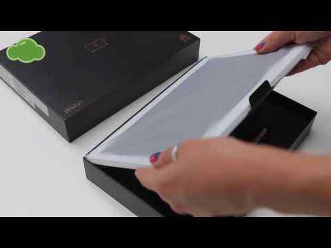 UNBOXING Huawei Mediapad M2
