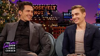 """The Disaster Artist"" Made Mom Franco Cry"