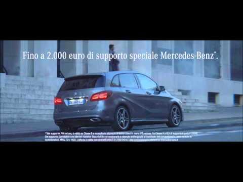 Classe A, B e GLA tue con un vantaggio fino a 2000€ da Guidicar