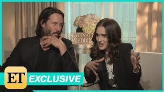 Winona Ryder and Keanu Reeves Reveal Their 'Healthy Crushes' on Each Other (Exclusive)