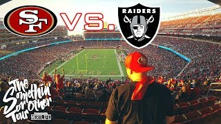The LAST Battle Of The Bay - 49ers Vs Raiders