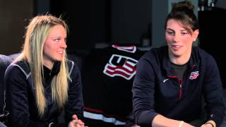 Team USA Women Player Profile: Amanda Kessel, Forward