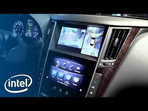 Driving In-Vehicle Innovation with the Internet of Things | Intel
