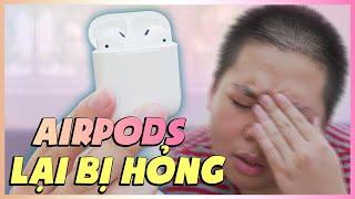 Lỗi cực kì tai hại trên Airpods 2: Kết nối kém, tai không nhận sạc ???