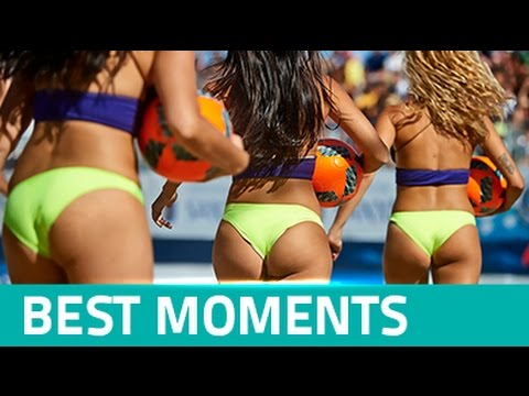 BEST MOMENTS - EURO BEACH SOCCER LEAGUE SANXENXO 2016!