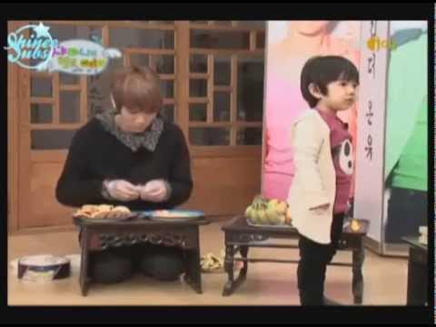 Shinee - Yoogeun cute moments