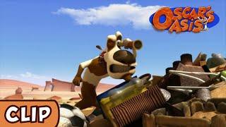 Oscar's Oasis - Treasure Hunting | HQ | Funny Cartoons