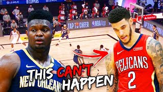 Zion Williamson & The New Orleans Pelicans HAVE A HUGE Problem ft ( Lonzo Ball, Minutes, Defense)
