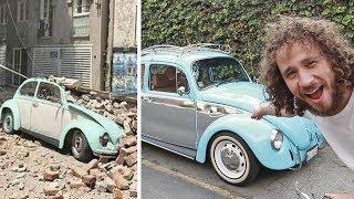 La INCREÍBLE transformación de mi auto! | Bvochido RESULTADO FINAL