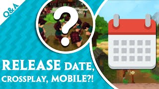 Hytale News | Release Date Speculation, Crossplay, and More! - Q&A