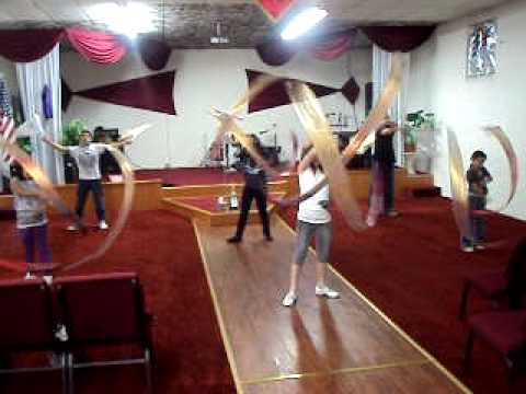 Danza Hosana Marco Barriento  (ensayo)