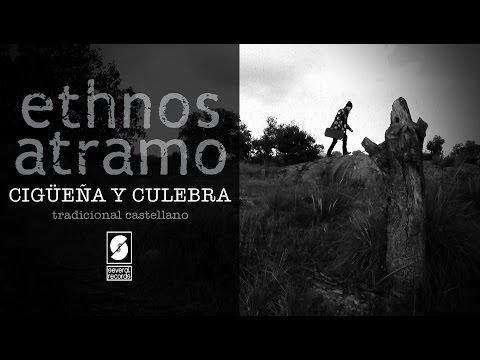 Ethnos Atramo - Cigüeña y culebra