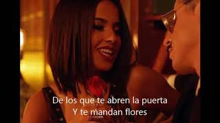 Mayores -  Becky G  ft   Bad Bunny - Letra