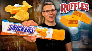 Ruffles Snickers Taste Test: Should This Snack Exist?