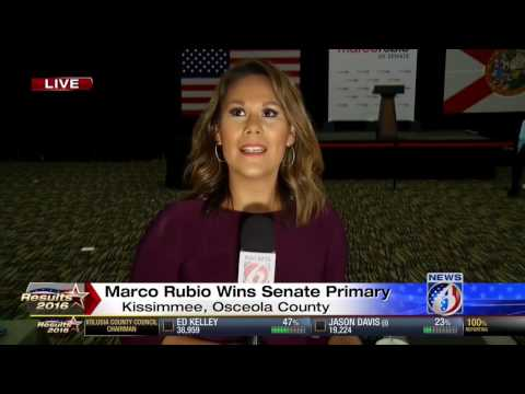Marco Wins Senate Primary