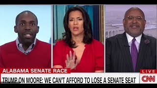 Paris Dennard Melts Down After He's Asked To Defend Being A Black Man Who Supports Trump || CNN