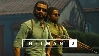 HITMAN 2 - Kolumbia Játékmenet Trailer